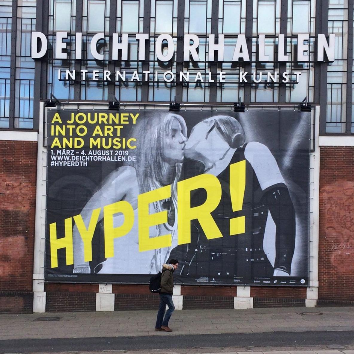 HYPER Deichtorhallen Hamburg